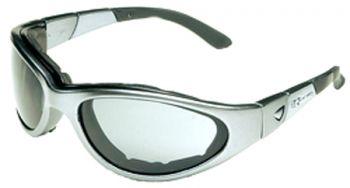 BSG1 Silver Chrome Frame  by Body Specs