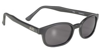 KD's Original  X-RX - Matte Black -FREE FRAME WITH RX LENSES
