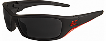 Reclus Torque Matte Black / Red Trim Frame - Removable Padding