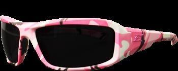 Edge Pink Camo Frame - Removable padding